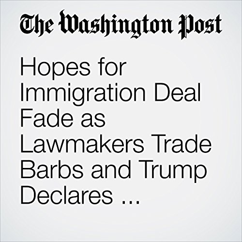 Hopes for Immigration Deal Fade as Lawmakers Trade Barbs and Trump Declares Dreamer Program 'Probably Dead' copertina