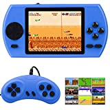 Etpark Handheld Game Console, Portable Retro Game Player With 500 Classical FC Games, 3.5-Inch Color Screen Handheld Gameboy, Support TV Two Players 800mAh Rechargeable Battery