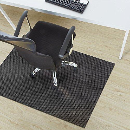Tapis protège-sol design Office Marshal® Lucca | 5 tailles disponibles | matériau résistant, antisalissure | tapis de sol pour appareils de fitness | 90x120cm