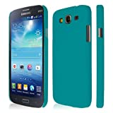 EMPIRE KLIX Slim-Fit Hard Case for Samsung Galaxy Mega 5.8 I9152 / I9150 - Soft Touch Teal