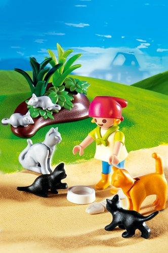 PLAYMOBIL® 4493 - Katzenfamilie
