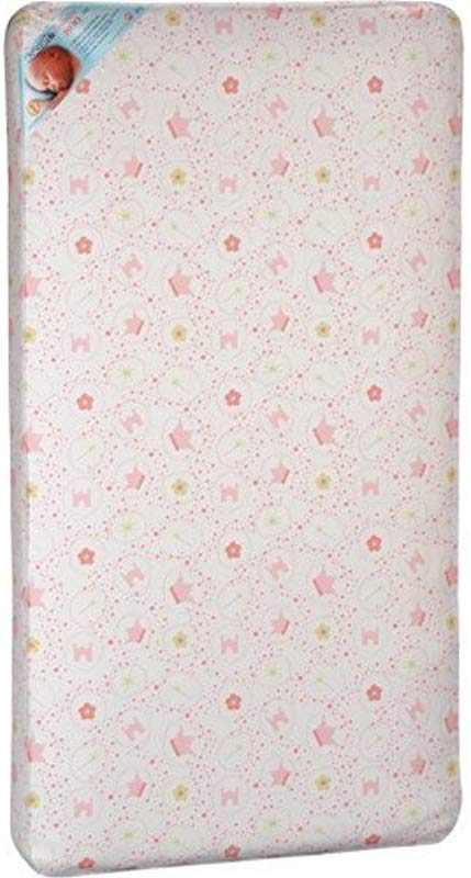 Kolcraft Pediatric Toddler Mattress Enchante