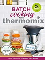 Batch Cooking avec Thermomix de Bérengère Abraham