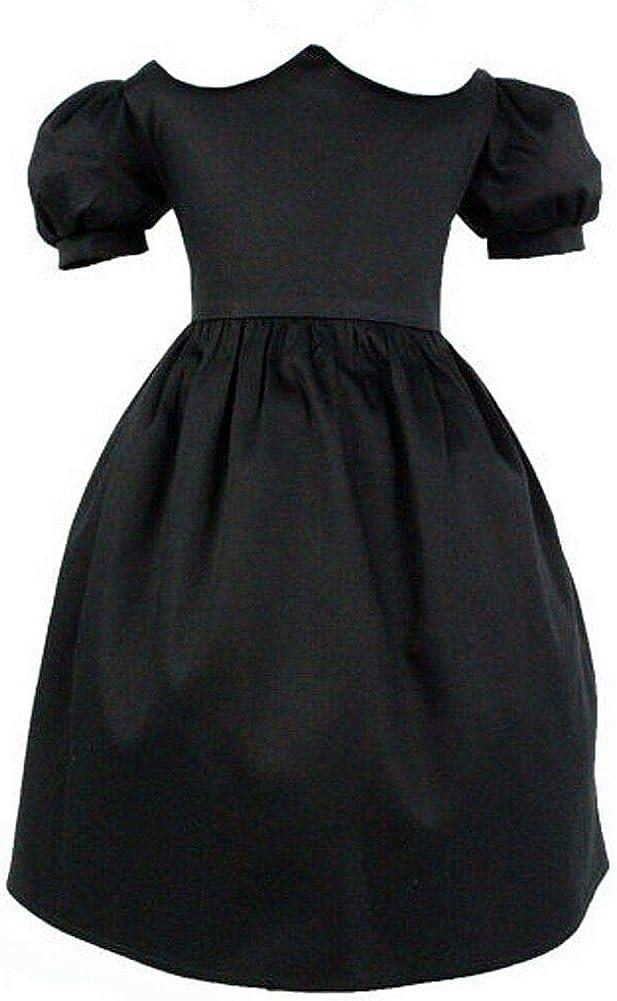 Hemet Outlet ☆ Free Shipping Las Vegas Mall Kid's Wednesday Black Dress