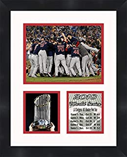 Boston Red Sox 2018 World Series Champions Framed Photos