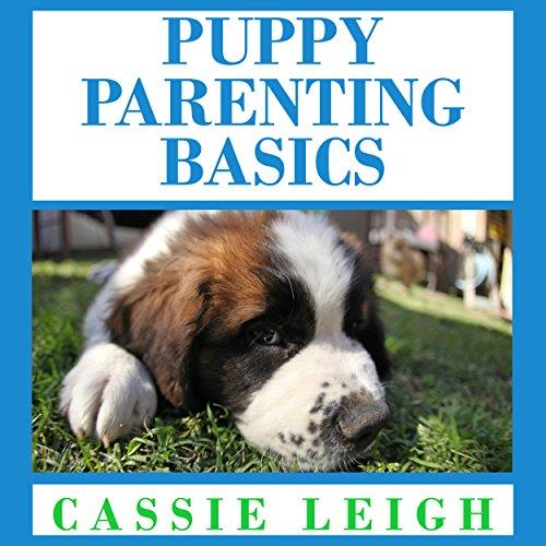 Puppy Parenting Basics audiobook cover art