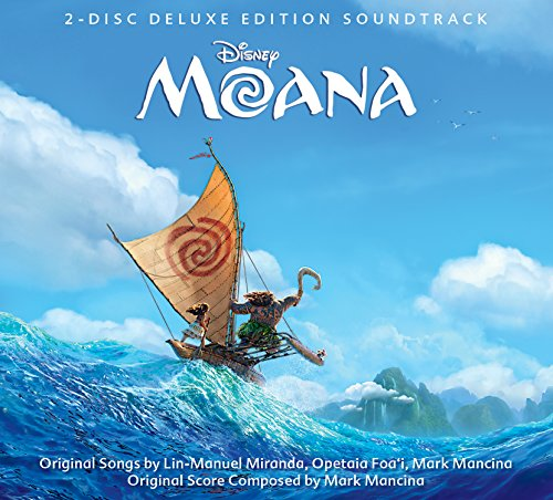 Moana [Deluxe Edition]