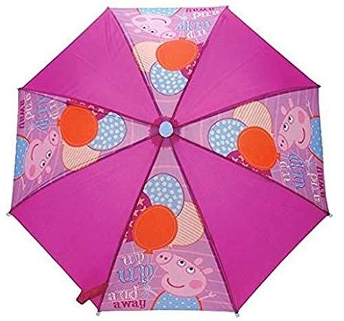 George From Peppa Pig Muddy Puddle Umbrella