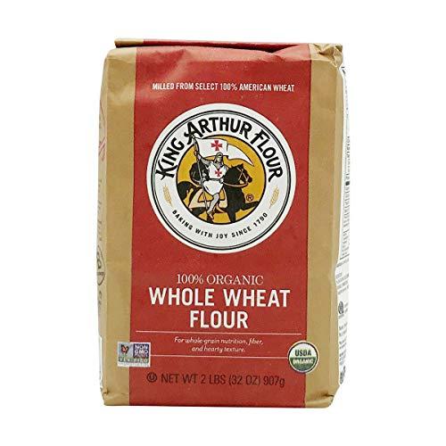 King Arthur Flour, Whole Wheat Flour, 2 lb