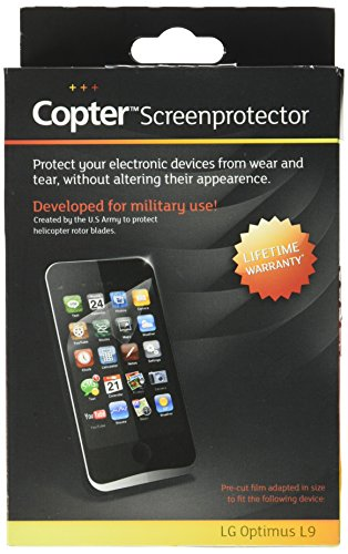 Copter Protector de Pantalla para LG Optimus L9
