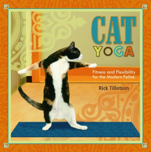 Cat Yoga: Fitness and Flexibility for the Modern Feline (English Edition)