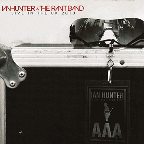 Ian Hunter & the Rant Band Live in the Uk 2010