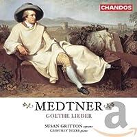 Suite Vocalise / Sonata Vocalise / Goethe Lieder