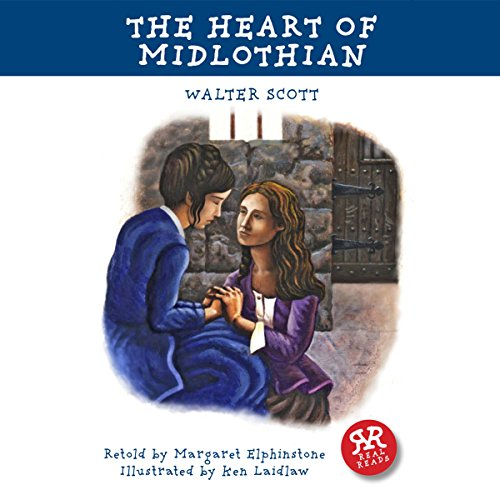 The Heart of Midlothian (Adaptation) audiobook cover art