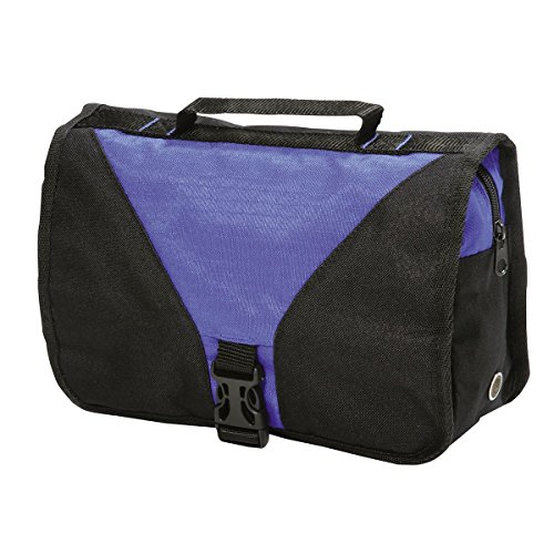 Shugon 4476–2 Bristol Trousse de toilette, Royal/noir