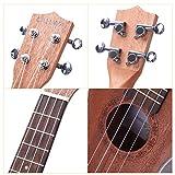 Immagine 1 cahaya ukulele concerto 23 pollici