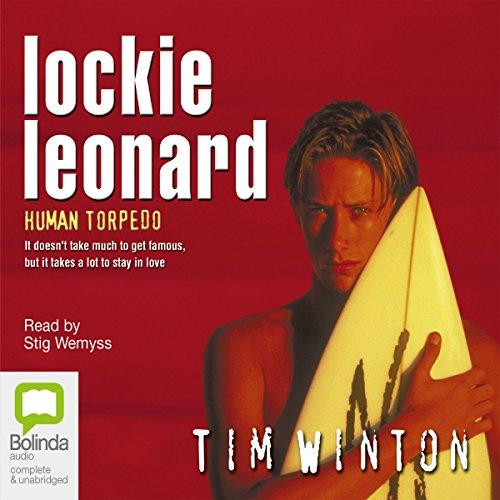 Lockie Leonard audiobook cover art