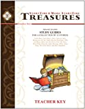 StoryTime & More StoryTime Treasures, Teacher Key
