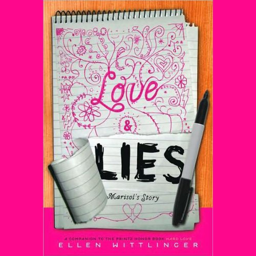 Love & Lies audiobook cover art