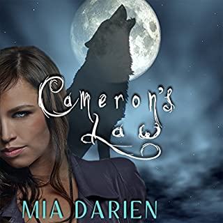 Cameron's Law audiobook cover art