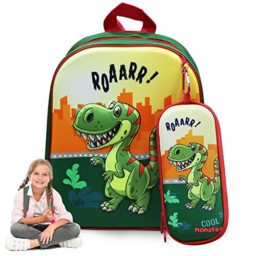 Toddler Backpack for Kids,Mini Anim…