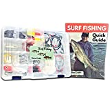 Tailored Tackle Saltwater Surf Fishing Kit 82 Pc Tackle Box with...