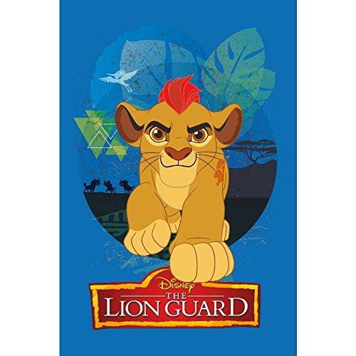 Disney el rey león – Toalla de mano (40 x 60 cm