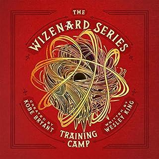 The Wizenard Series: Training Camp audiobook cover art