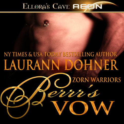 Berrr's Vow audiobook cover art
