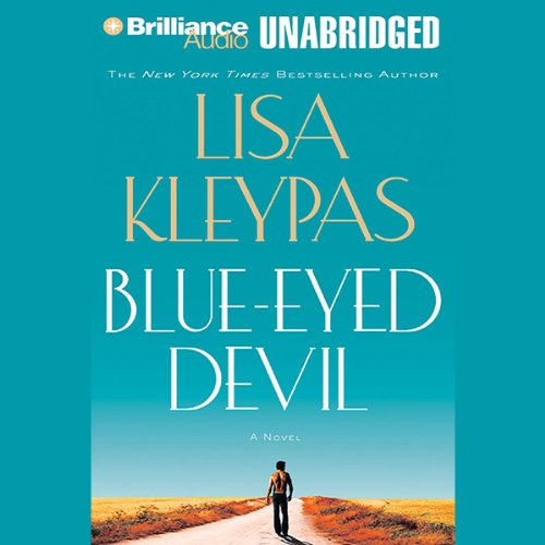 Blue-Eyed Devil audiobook cover art