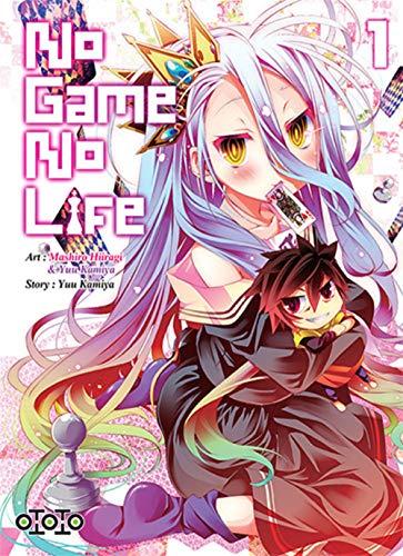 No Game No Life, Tome 1 :