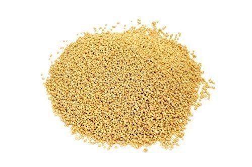 4 x 500 g Soja Lecithin Granulat | E322 | Soya | reines Sojalecithin | 2 kg