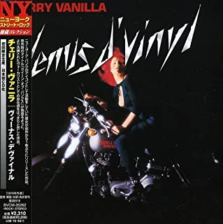 Venus D`vinyl by Cherry Vanilla (2008-04-01)