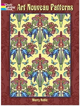 [(Art Nouveau Patterns)] [By (author) Marty Noble] published on (March, 2008)