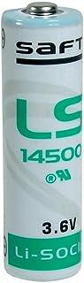 Saft Ls14500 (Er14505) 36 Volt Aa 2600 Mah Lithium Battery by Saft