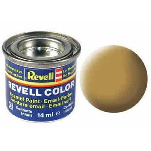 Revell, Email-Farbe, matt, 14 ml, sandgelb