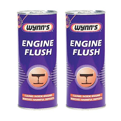 wynn's 2 x Engine Flush 425ml