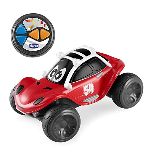 Chicco Bobby Buggy RC, Colore Rosso, 00009152000000