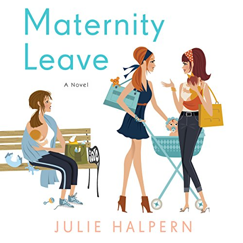 Maternity Leave audiobook cover art