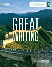 From Great Paragraphs to Great Essays (Great Writing, New Edition)