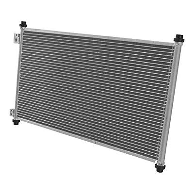 Air Conditioning AC A/C Condenser for Honda Accord Acura TL CL V6 3.0L 3.2L