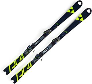 Fischer 2019 RC4 Worldcup SL Women's Curve Booster Skis w/ RC4 Z17 Bindings