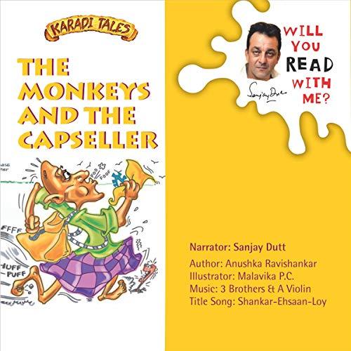 The Monkeys and the Capseller cover art