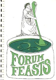 Forum Feasts Waldwick NJ School Regional Cookbook