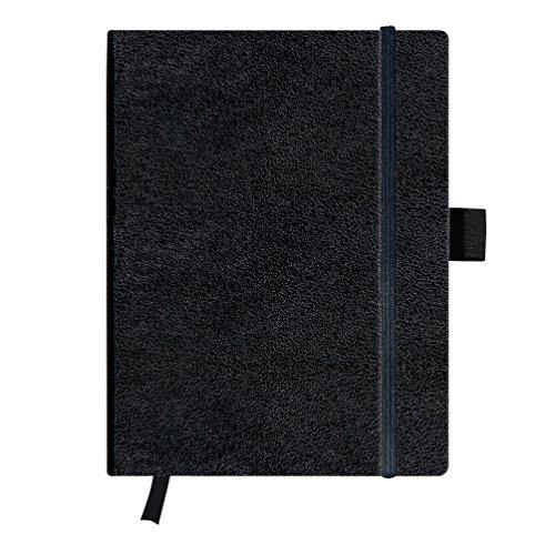 Herlitz 11155843 Notizbuch Classic tablet, 19x24,5 cm, 96 Blatt kariert