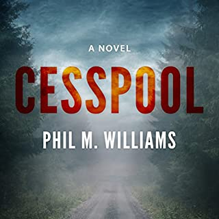 Cesspool audiobook cover art