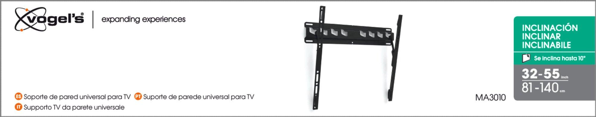 Vogels MA3010 - Soporte de pared para TV de hasta 55