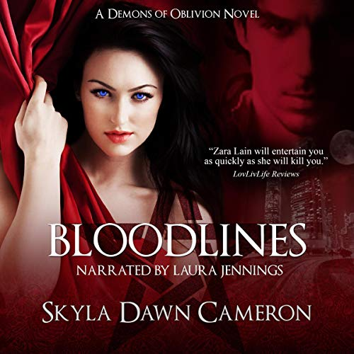 Bloodlines Audiobook By Skyla Dawn Cameron cover art