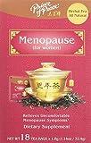 Prince of Peace Menopause Tea, 18 Tea Bags – Herbal Tea for Menopause – Menopause Relief – Hormone Balance for Women – Prince of Peace – Relief for Hot Flashes