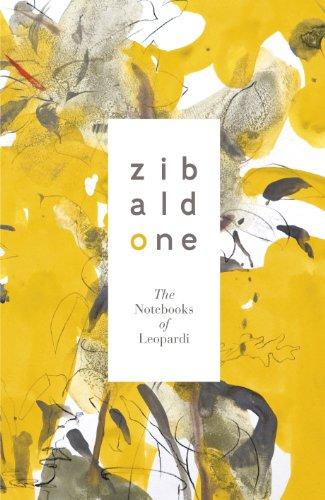 Zibaldone: The Notebooks of Leopardi (Penguin Hardback Classics) (English Edition)